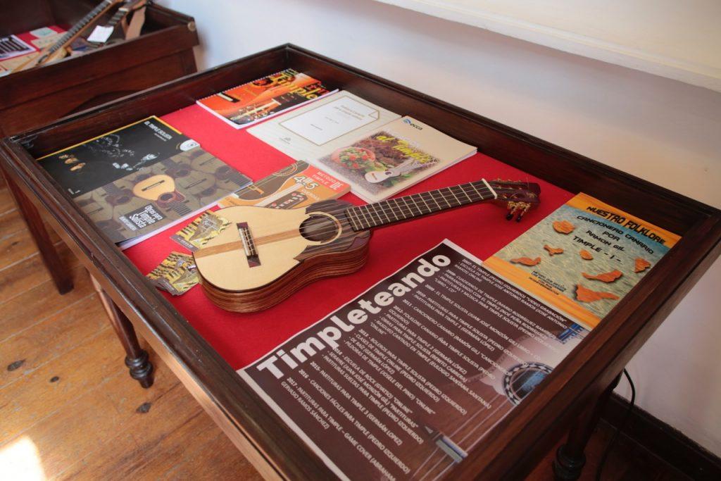 La Casa-Museo del Timple acogerá un Centro de documentación sobre el instrumento canario
