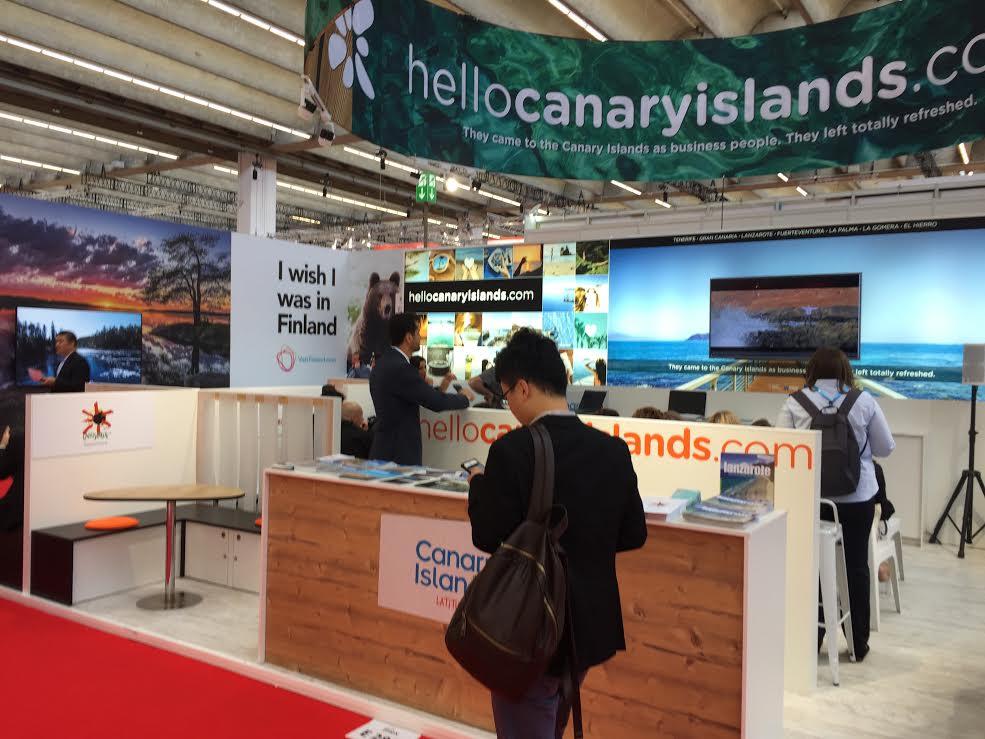 Turismo Lanzarote promocionó la isla en la feria de eventos y congresos más importante de Alemania, IMEX, celebrada en Frankfurt