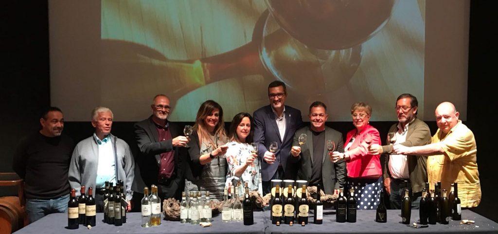 La Jornada sobre Vinos Dulces del Mundo celebrada en Haría abre nuevas opciones de negocio en el sector