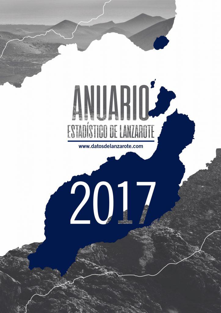 El Centro de Datos difunde el Anuario Estadístico de Lanzarote 2017