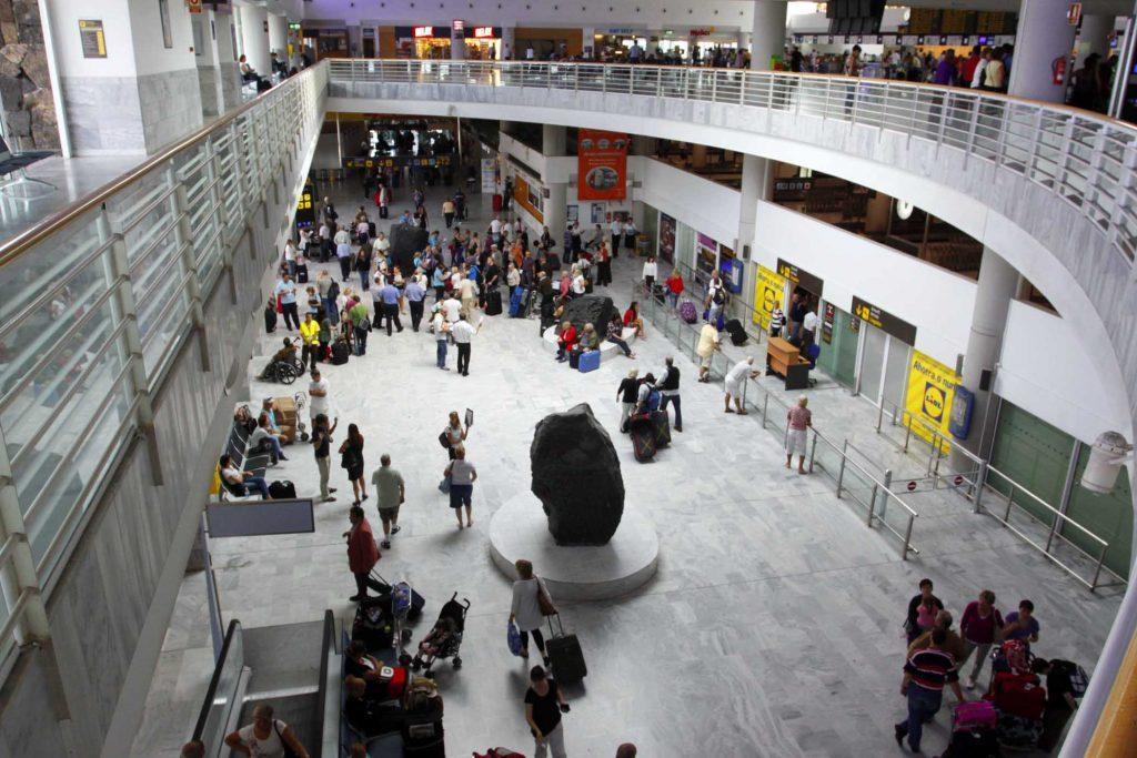 Lanzarote obtiene buenos datos turísticos en el primer semestre del año