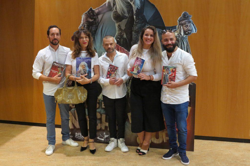 La actriz Antonia San Juan vuelve a encabezar el reparto de la comedia 'Cuentos en la noche de San Juan'