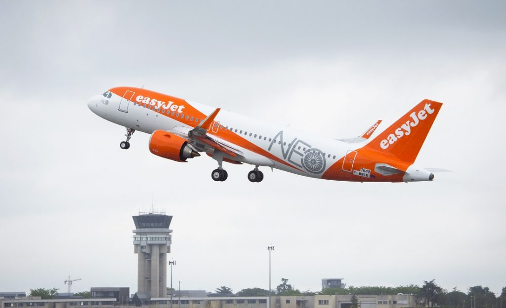 EasyJet refuerza su apuesta por Lanzarote como destino
