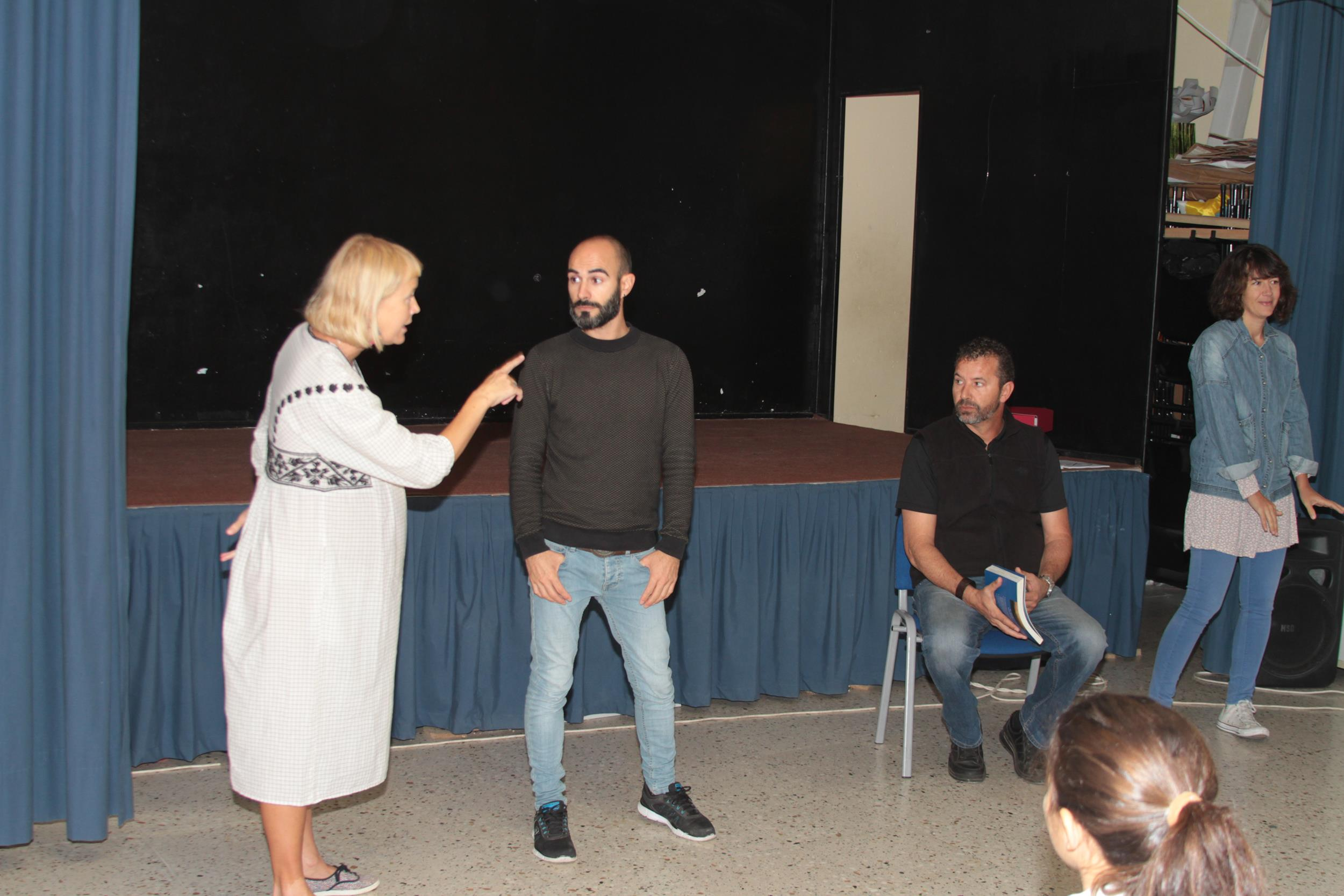 Comienza en el CEIP de Argana la campaña de concienciación escolar a través del Teatro Foro'Bullying 1, 2, 3 Acción'