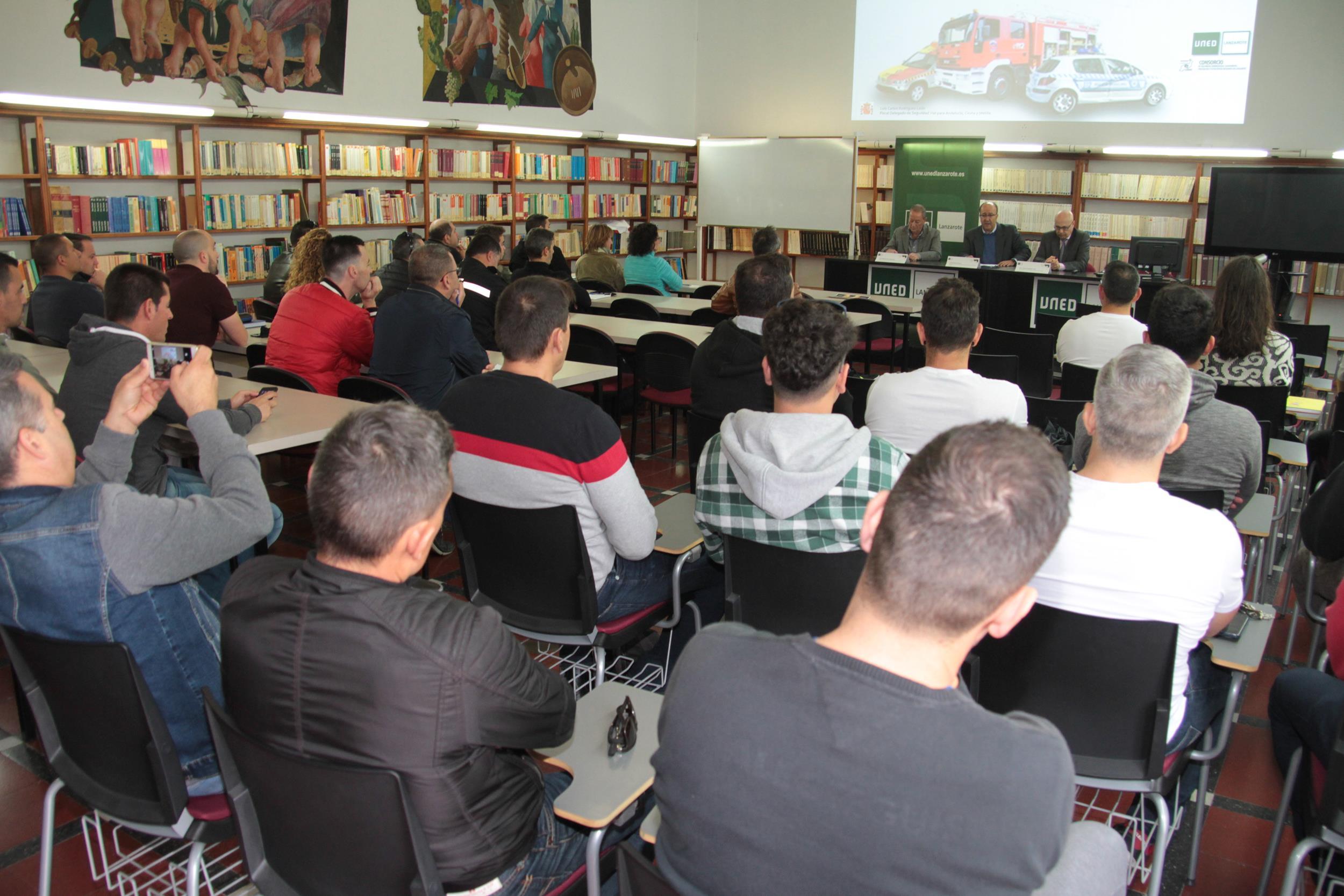 El Consorcio de Seguridad y Emergencias organiza con la UNED el curso 'Aspectos legales en intervención'