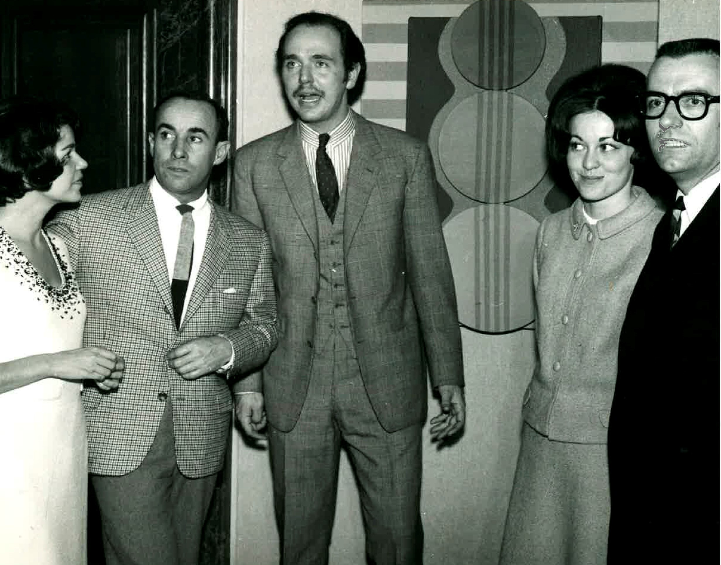 La Academia de Bellas Artes de San Fernando reúne en Madrid a varios artistas del círculo más íntimo de César Manrique por el centenario de su nacimiento