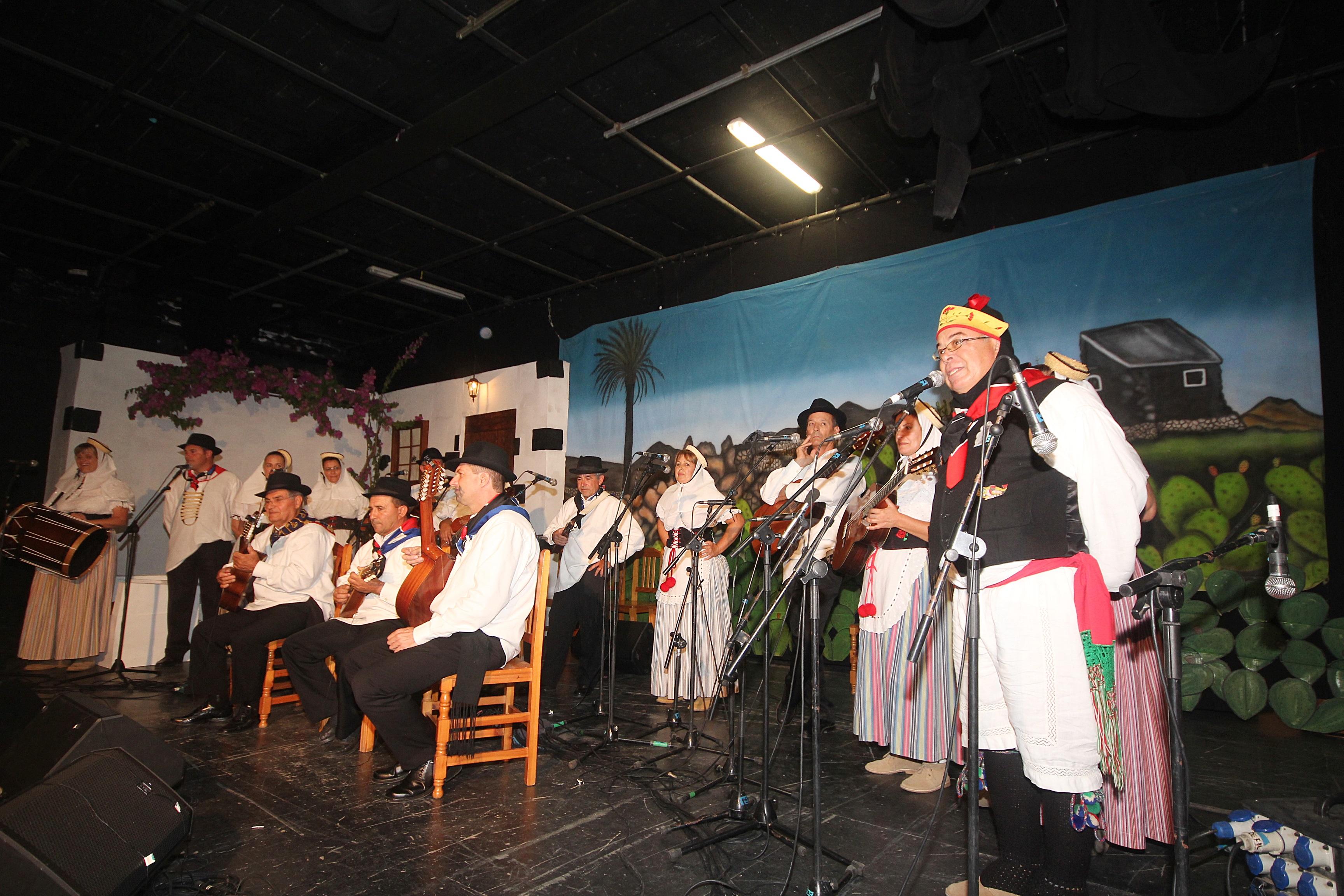 Cita con el folclore este fin de semana en el XIII Festival Montaña de Gaida