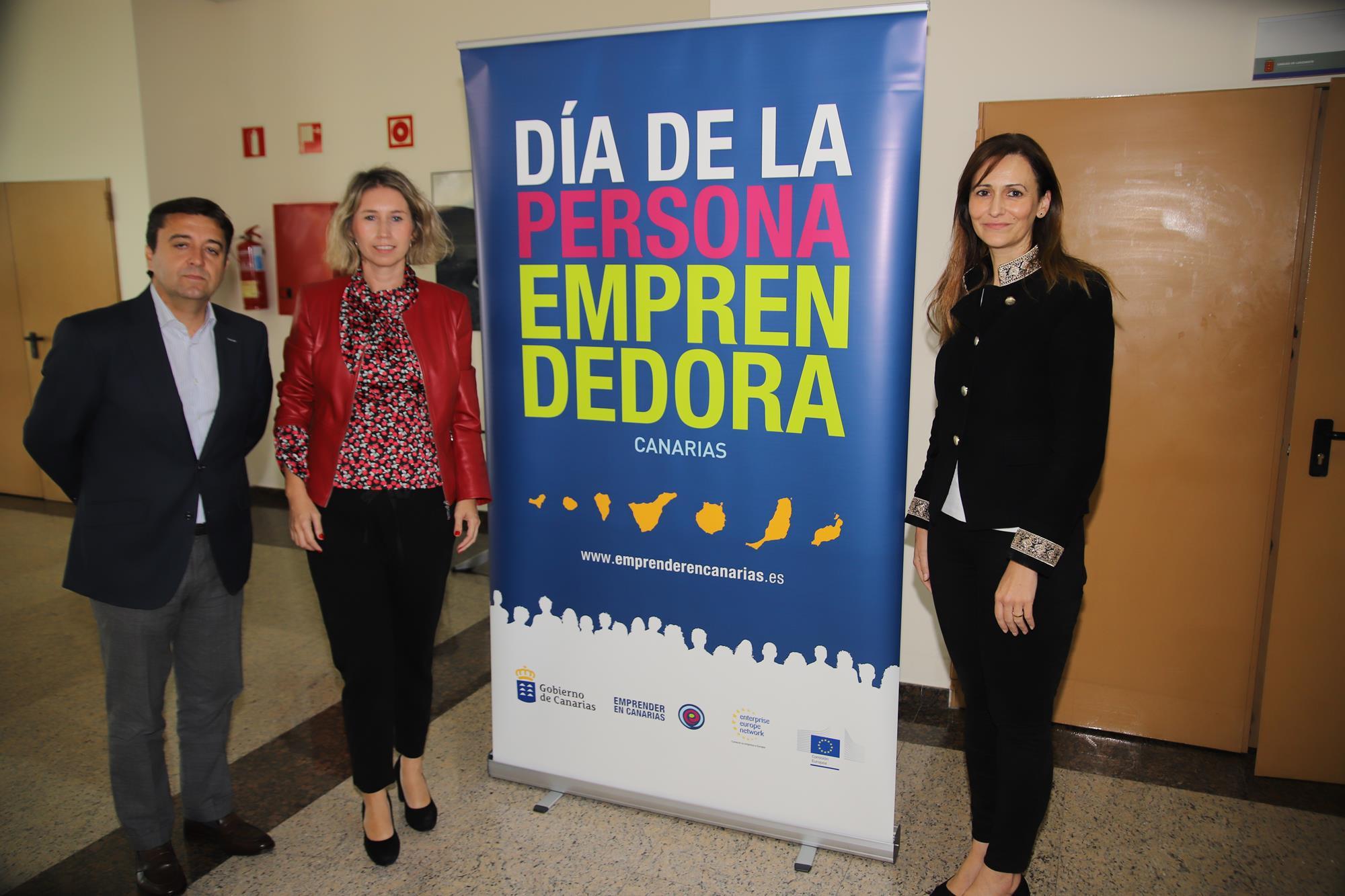 Lanzarote acoge la XIII edición del 'Día de la Persona Emprendedora'