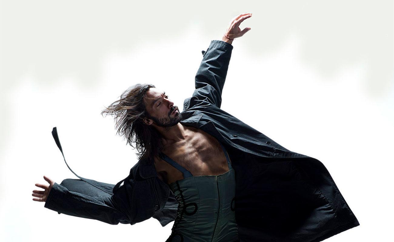 Eduardo Guerrero muestra su elegante flamenco en Faro