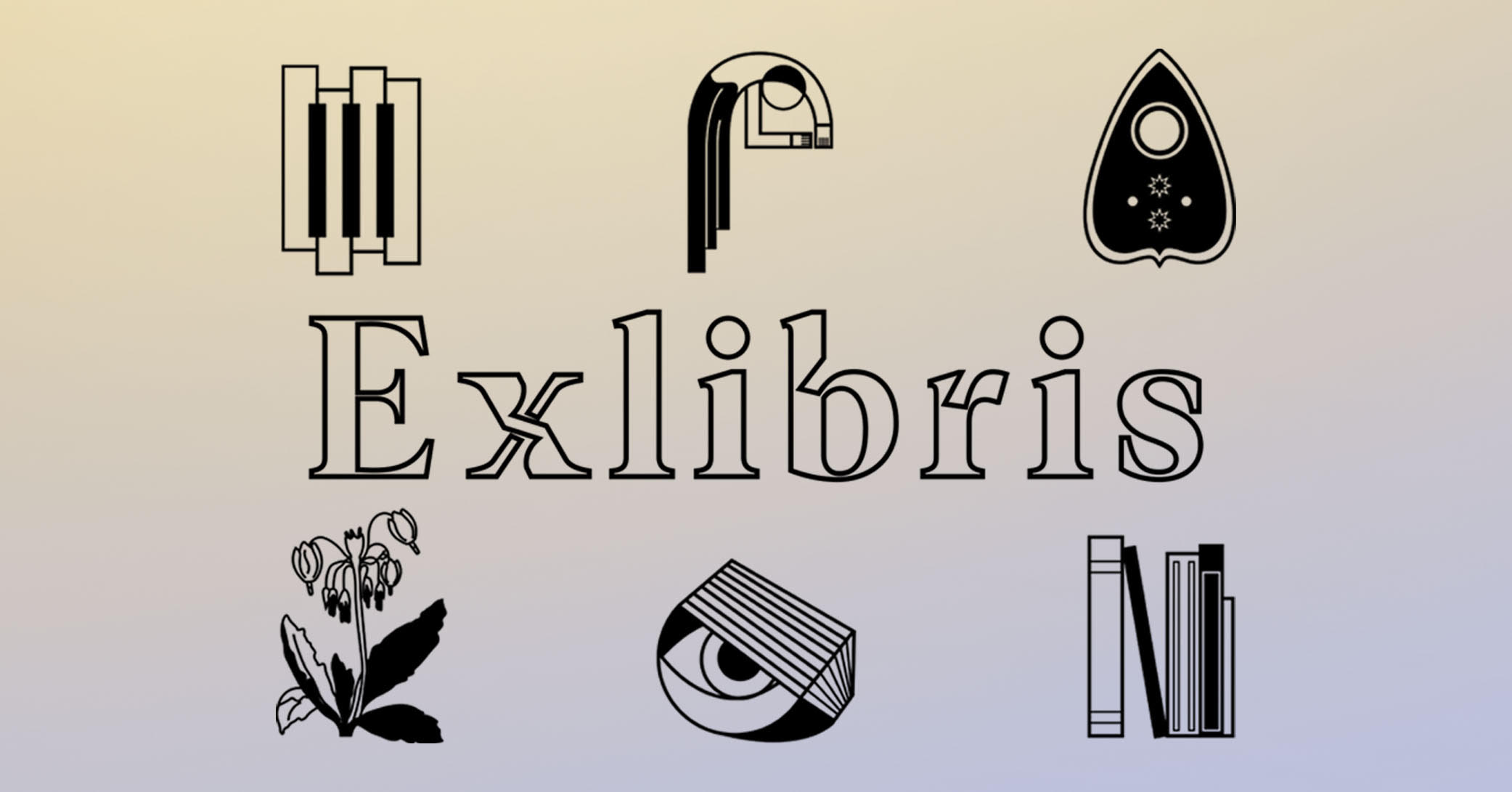El MIAC acoge 'Exlibris', una original propuesta expositiva de Storm and drunk