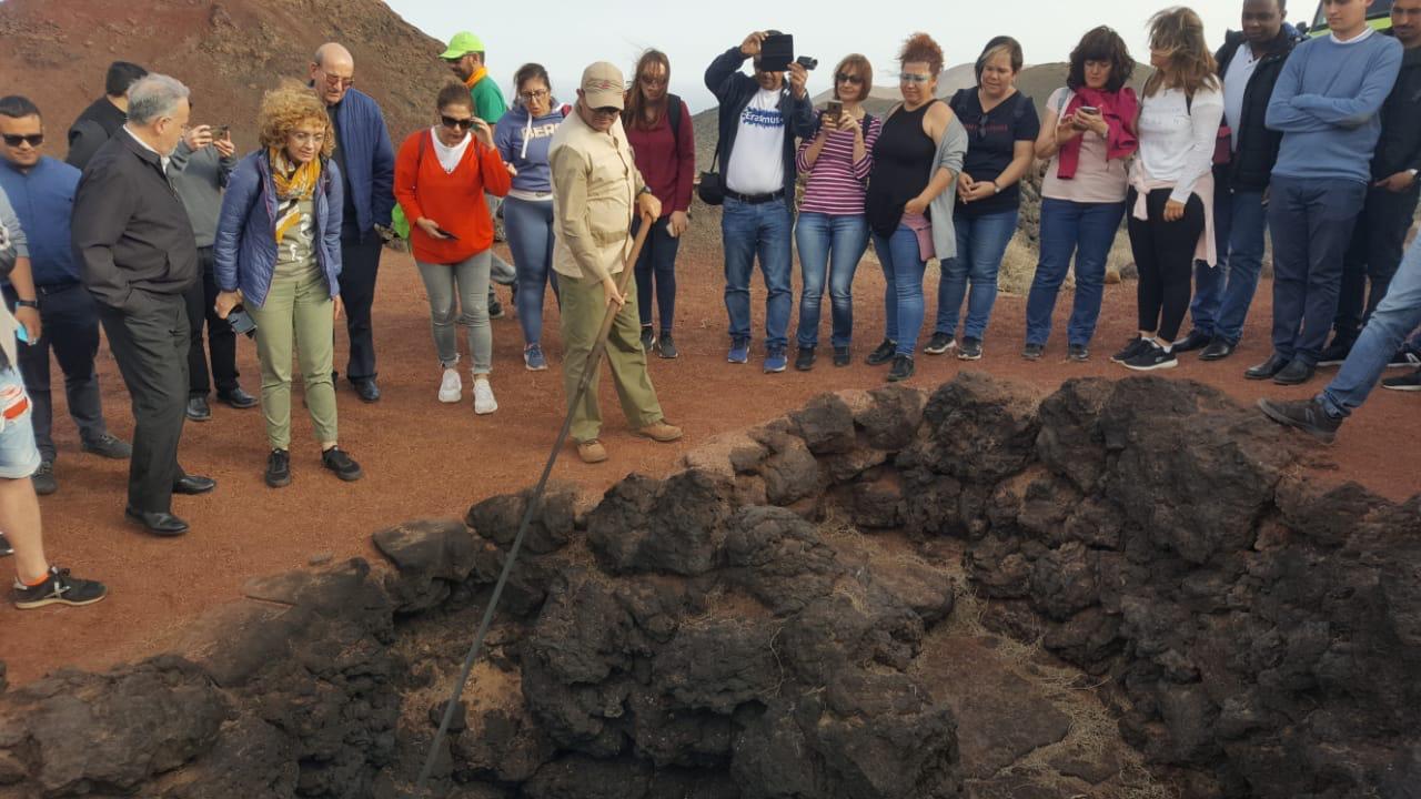 Lanzarote, ejemplo en proyectos educativos