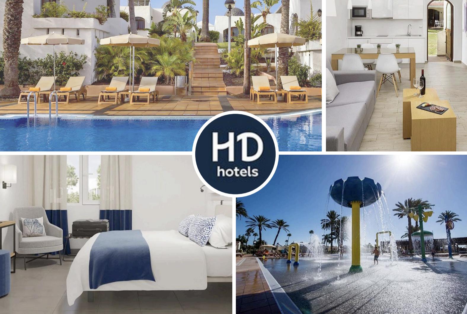 HD Hotels reabre sus puertas para el turismo nacional el 1 de julio