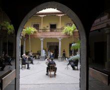 La música de la OFGC ameniza la reapertura de los museos que gestiona el Cabildo de Gran Canaria