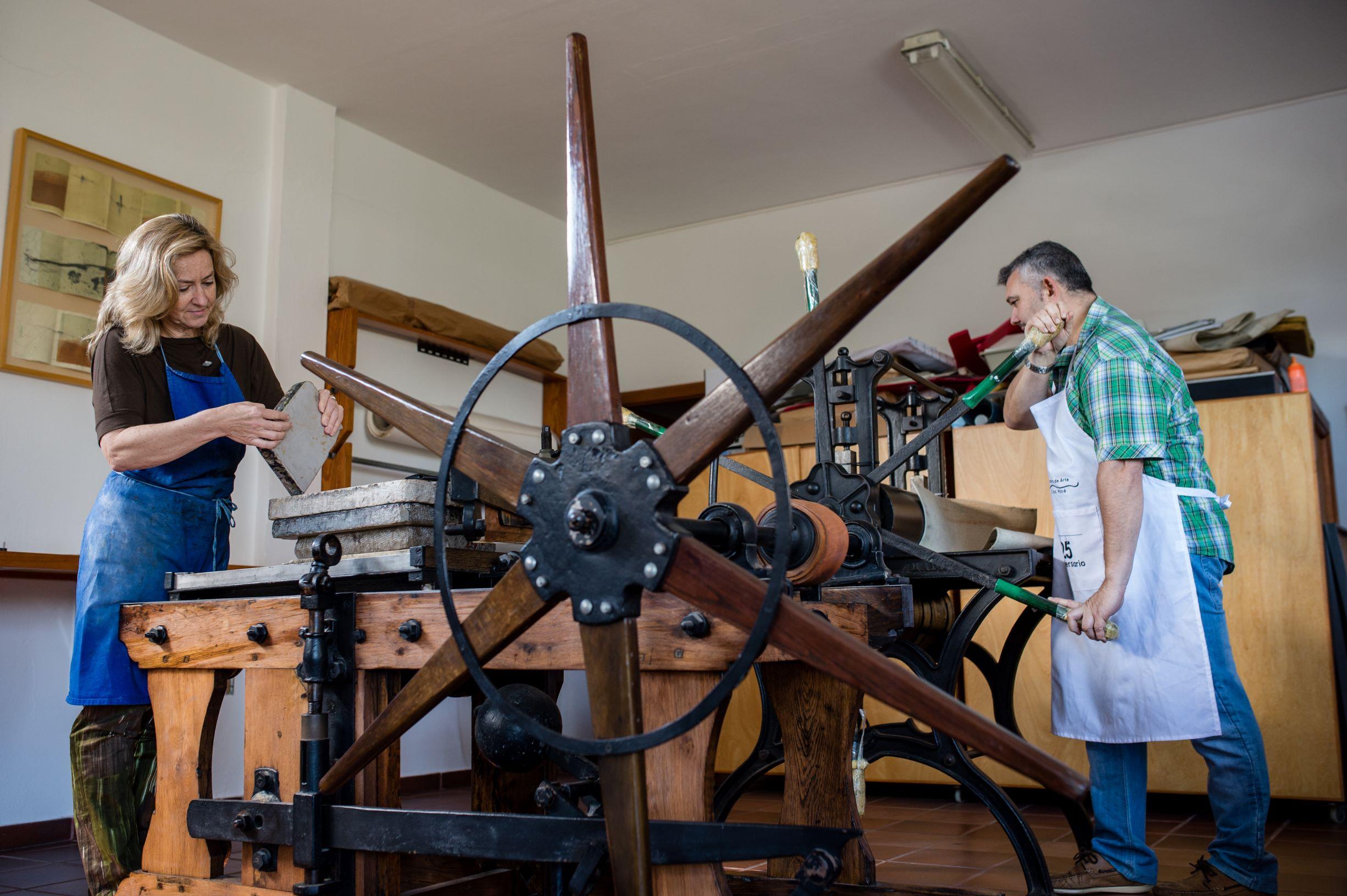 El Cabildo de Gran Canaria convoca su Concurso de Series de Obra Gráfica 2020