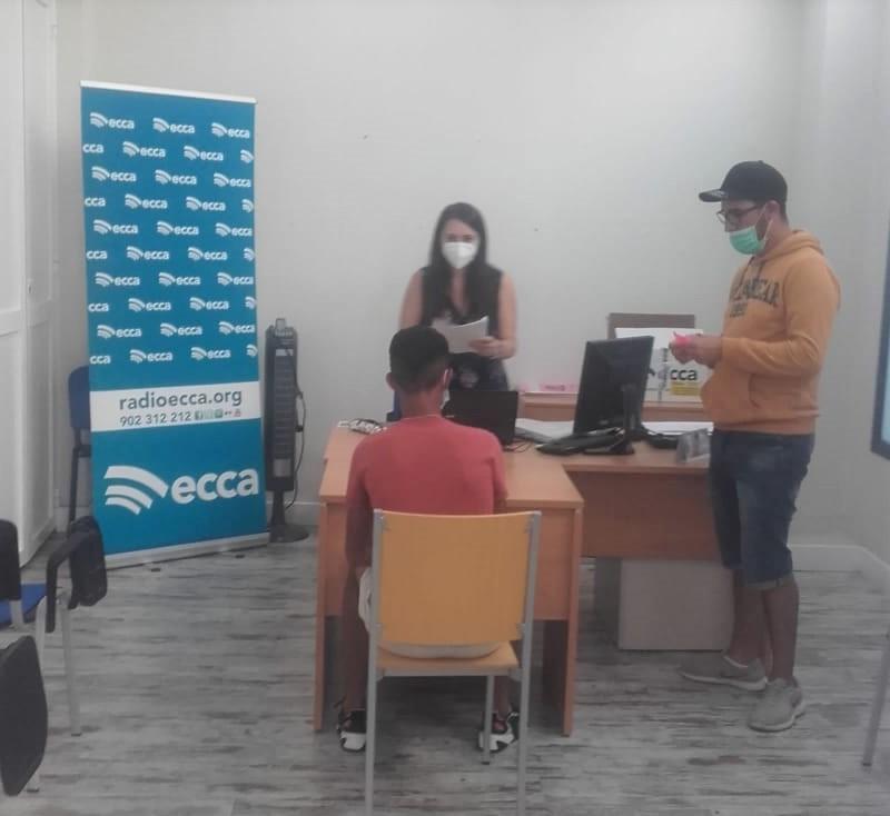 NUEVO PROGRAMA SOCIAL DE FUNDACIÓN RADIO ECCA