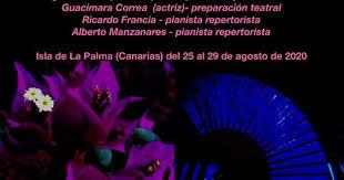 VI Festival de música española y Zarzuela en la Palma