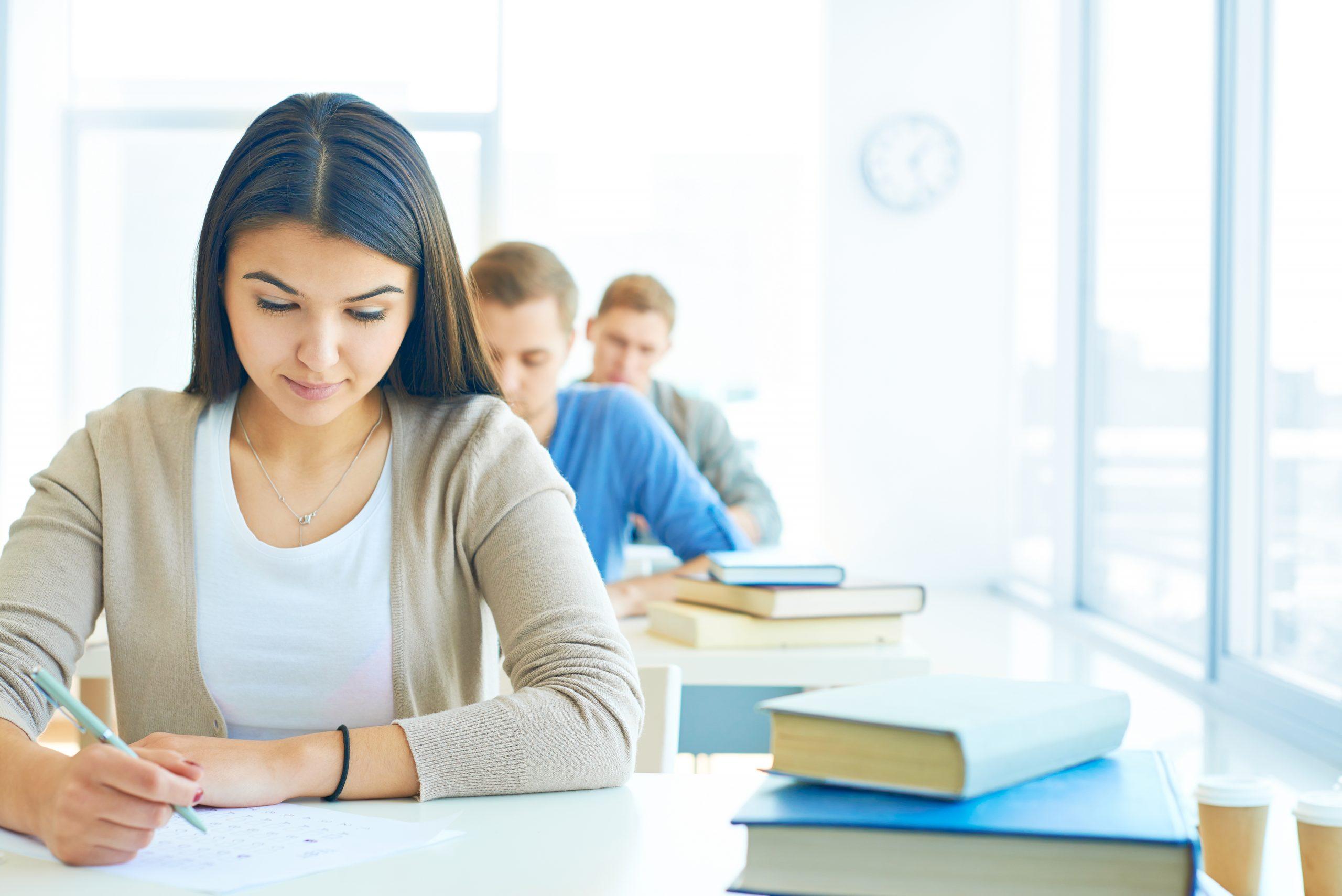 Educación establece nuevas medidas COVID en los exámenes de acceso a la Formación Profesional