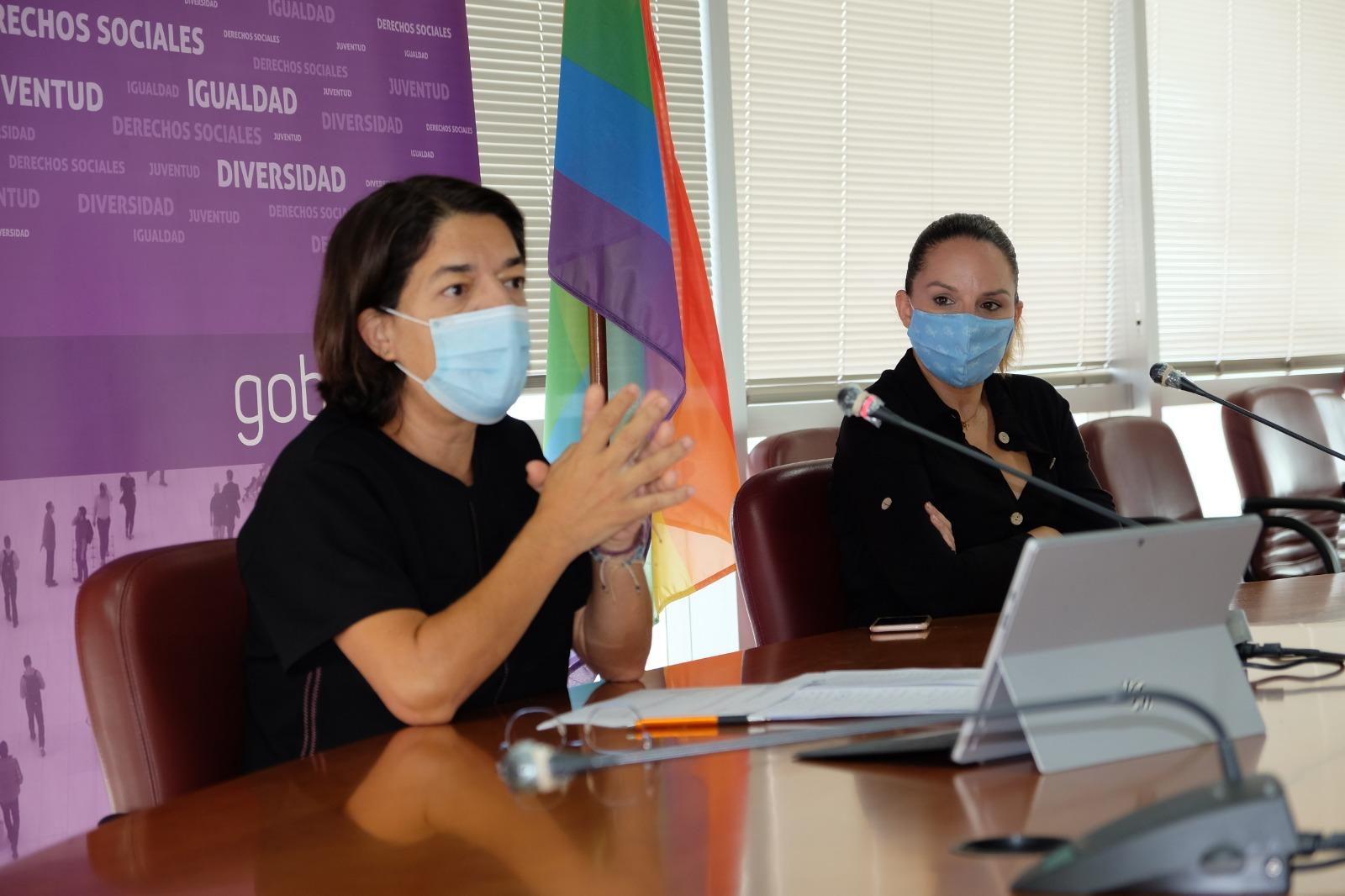 Canarias recompensará económicamente a las personas LGTBI en exclusión discriminadas durante el franquismo