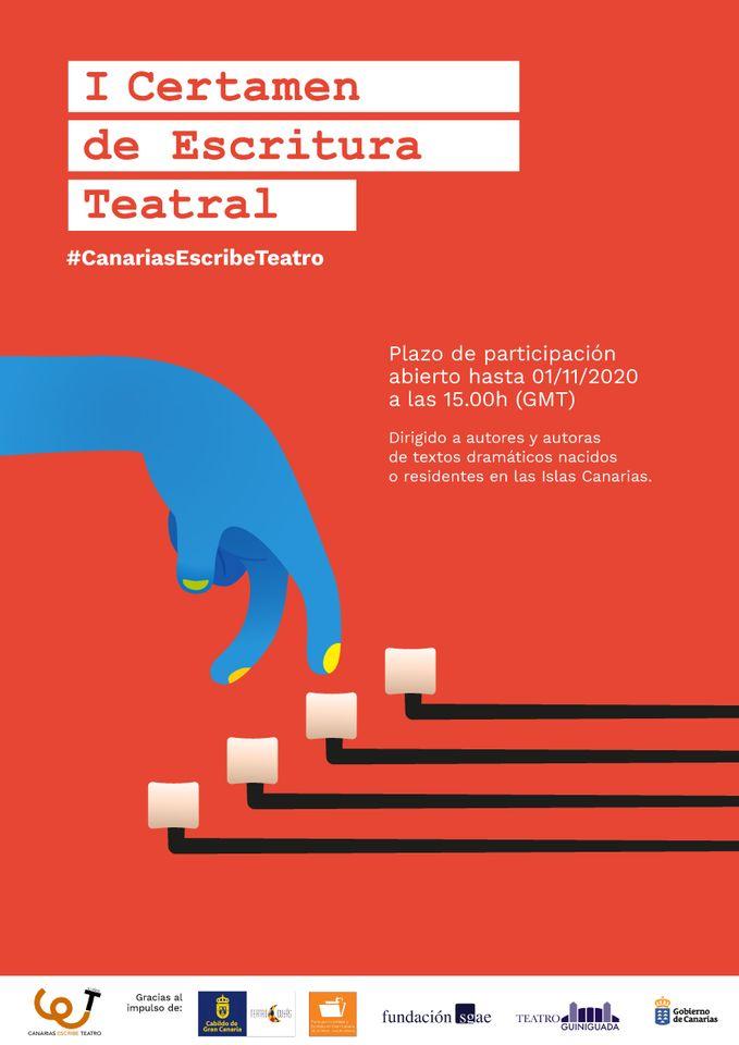 I Certamen de Escritura Teatral
