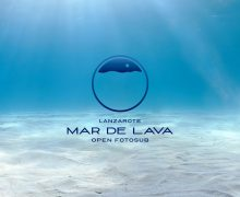 Presentación del Open FotoSub Lanzarote Mar de Lava, en Arrecife