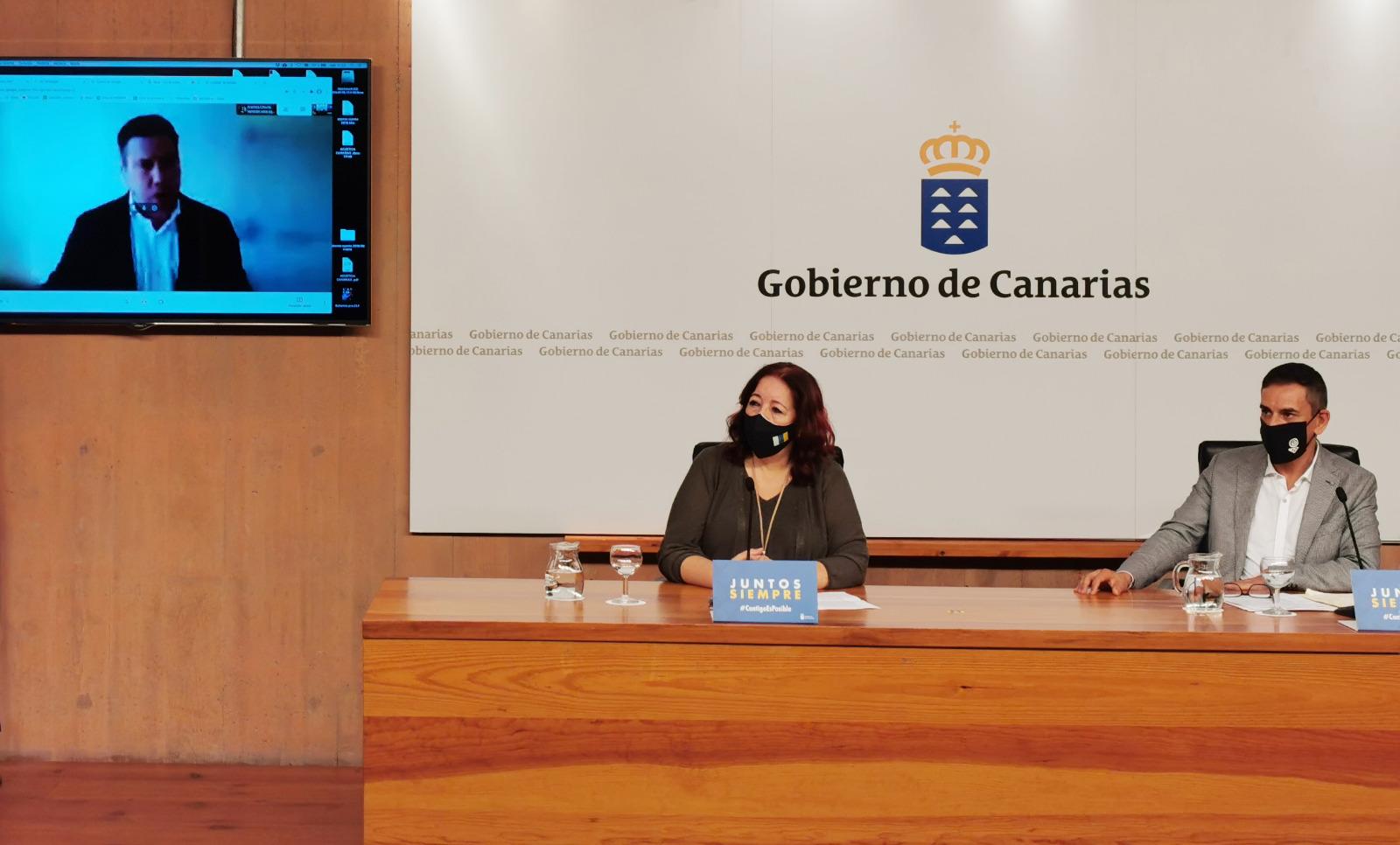 Educación ofrecerá las herramientas de Google a los centros educativos públicos de Canarias