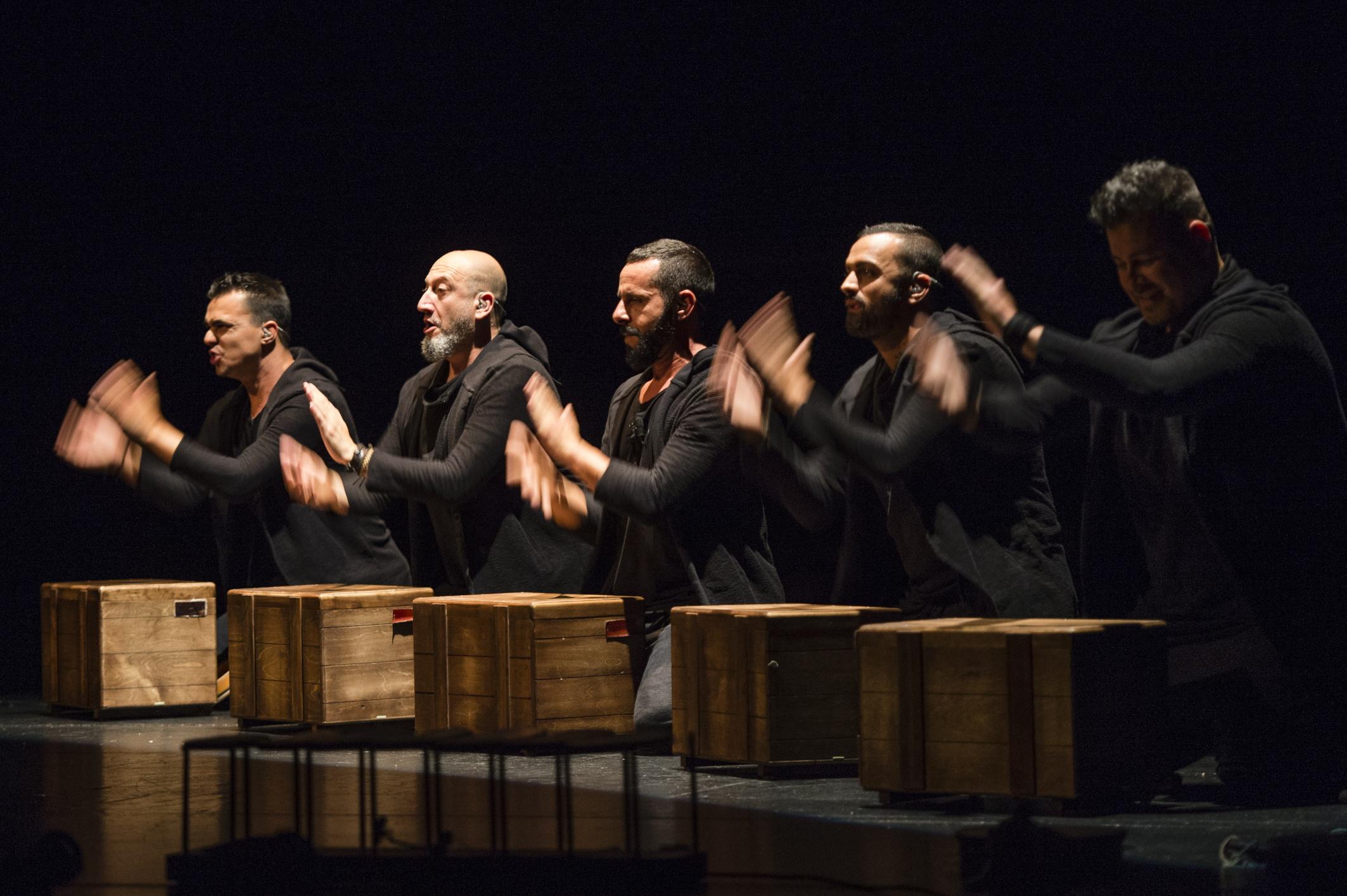 El Teatro Cuyás retoma la exhibición del vibrante 'Ángaro', de la compañía Pieles