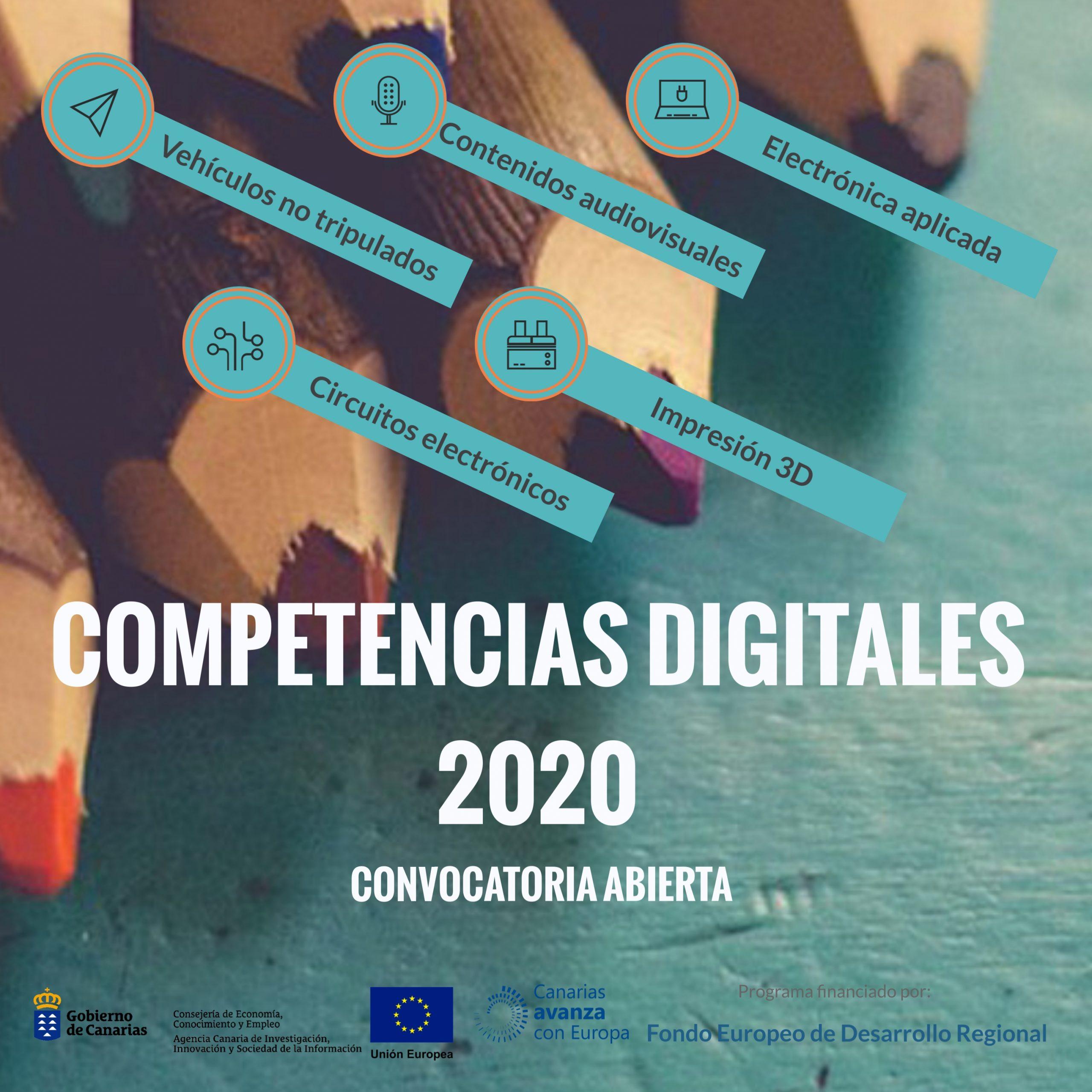 Conocimiento financia 19 proyectos de 17 entidades para formar a 721 personas en competencias digitales