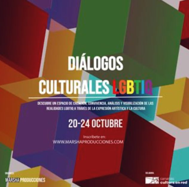 Diálogos Culturales LGBTIQ