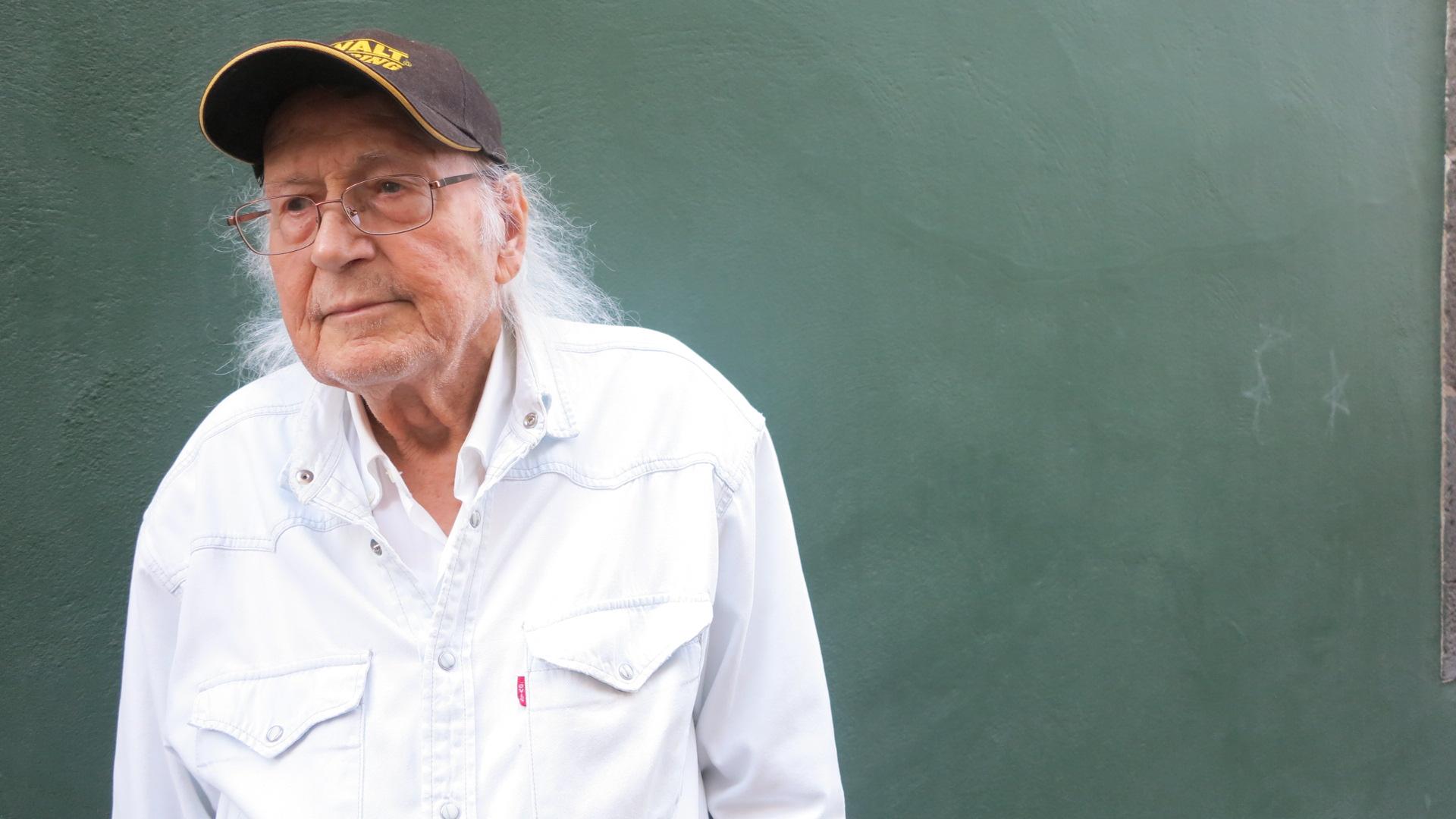 El histórico artista Joaquín Alvarado Janina inaugura la nueva temporada en el Centro de Artes Plásticas del Cabildo