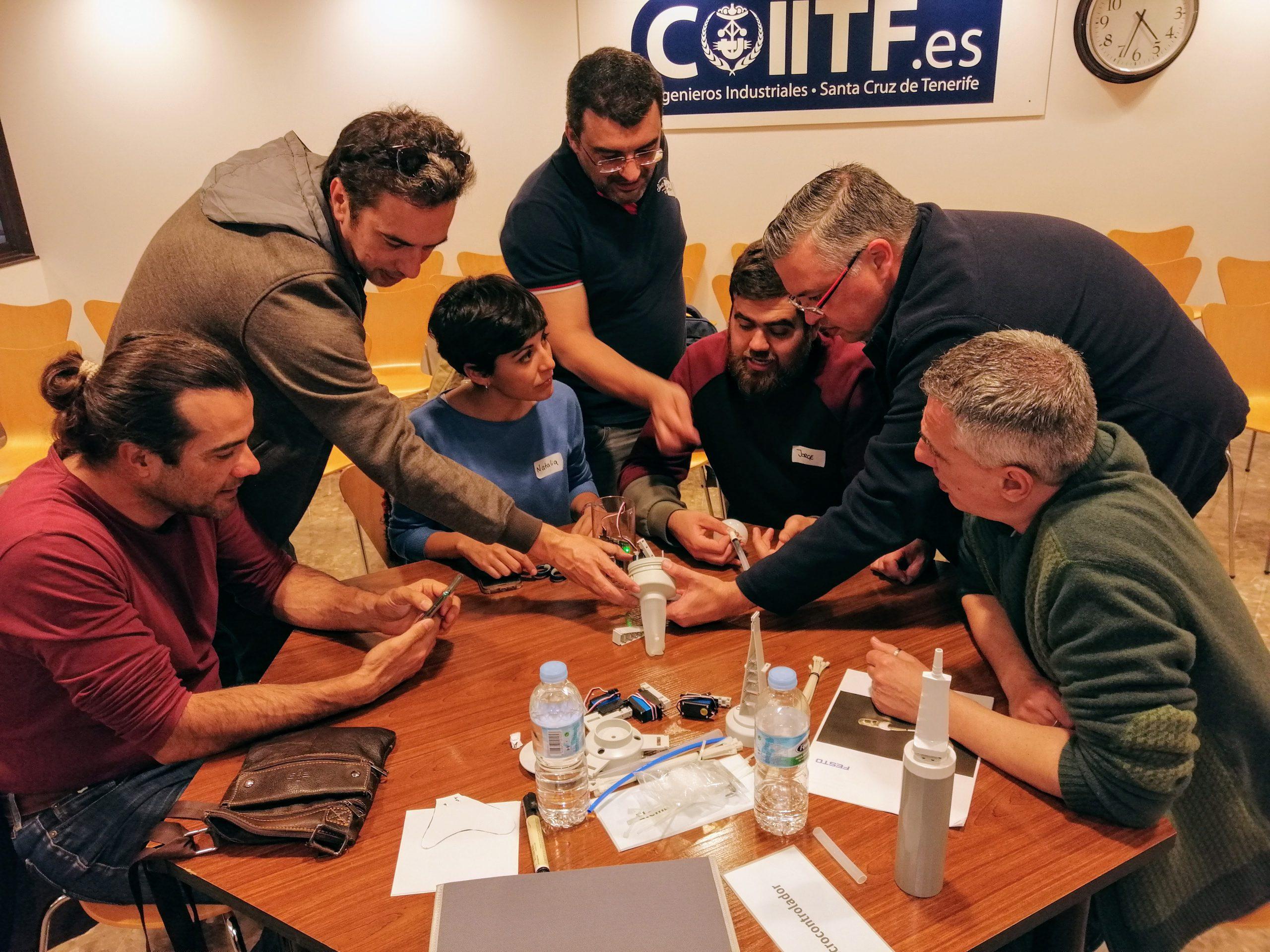 Humboldt Cosmos Multiversity lanza el reto de repensar el futuro de Canarias a las nuevas generaciones