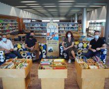 La iniciativa 'Gran Canaria lee a Galdós: el libro viajero' distribuye 12.000 libros en la isla