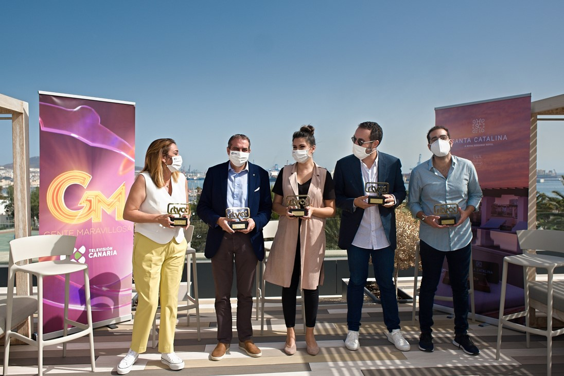 Televisión Canaria estrena en las Islas el exitoso programa 'Gente maravillosa'