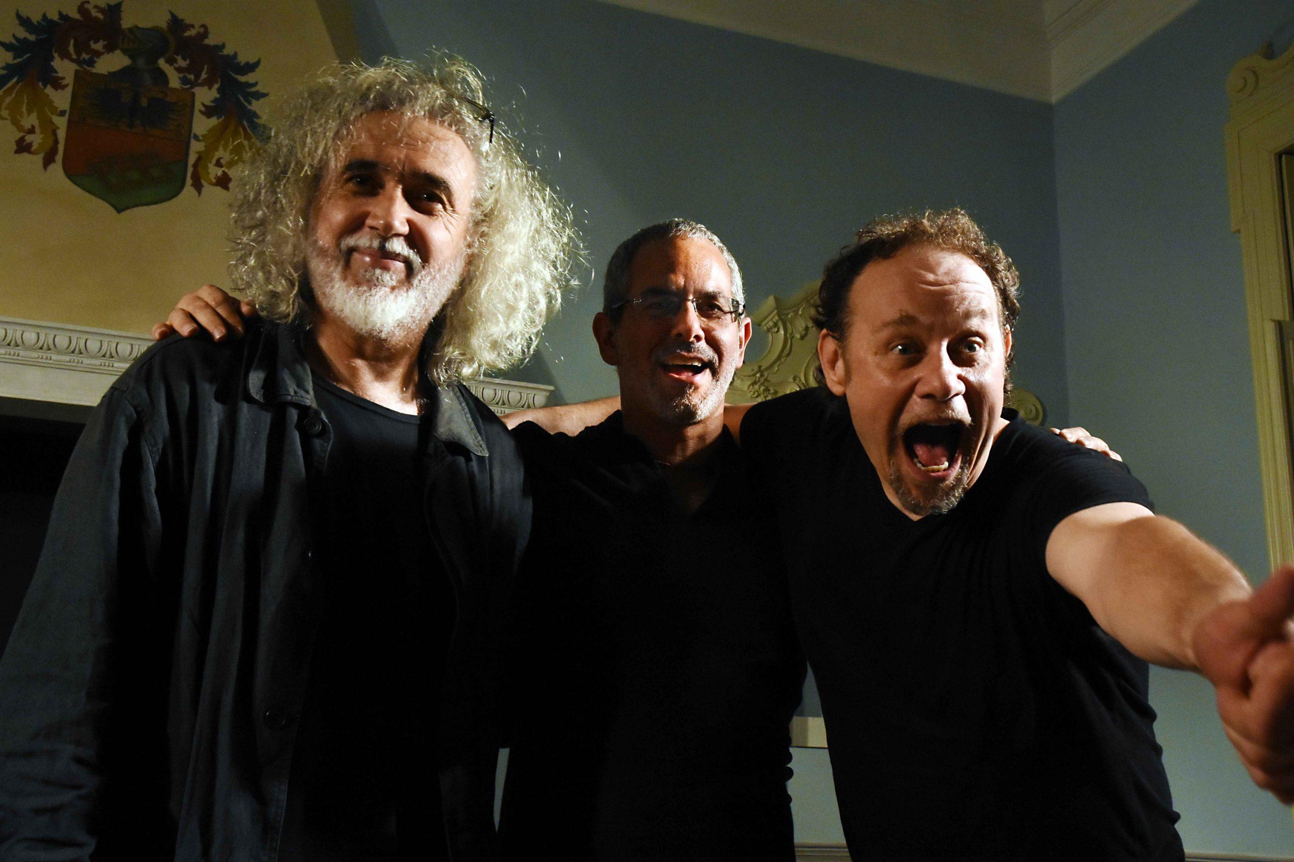 La música de Argentina, Brasil e Italia se entremezclan con ritmos de jazz en 'Tres Mundos'
