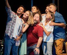 Actores de 'Perfectos desconocidos' presentan la obra, prevista este fin de semana en el Cuyás