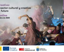Jornada informativa online Europa Creativa: ayudas al sector cultural y creativo Presente y futuro