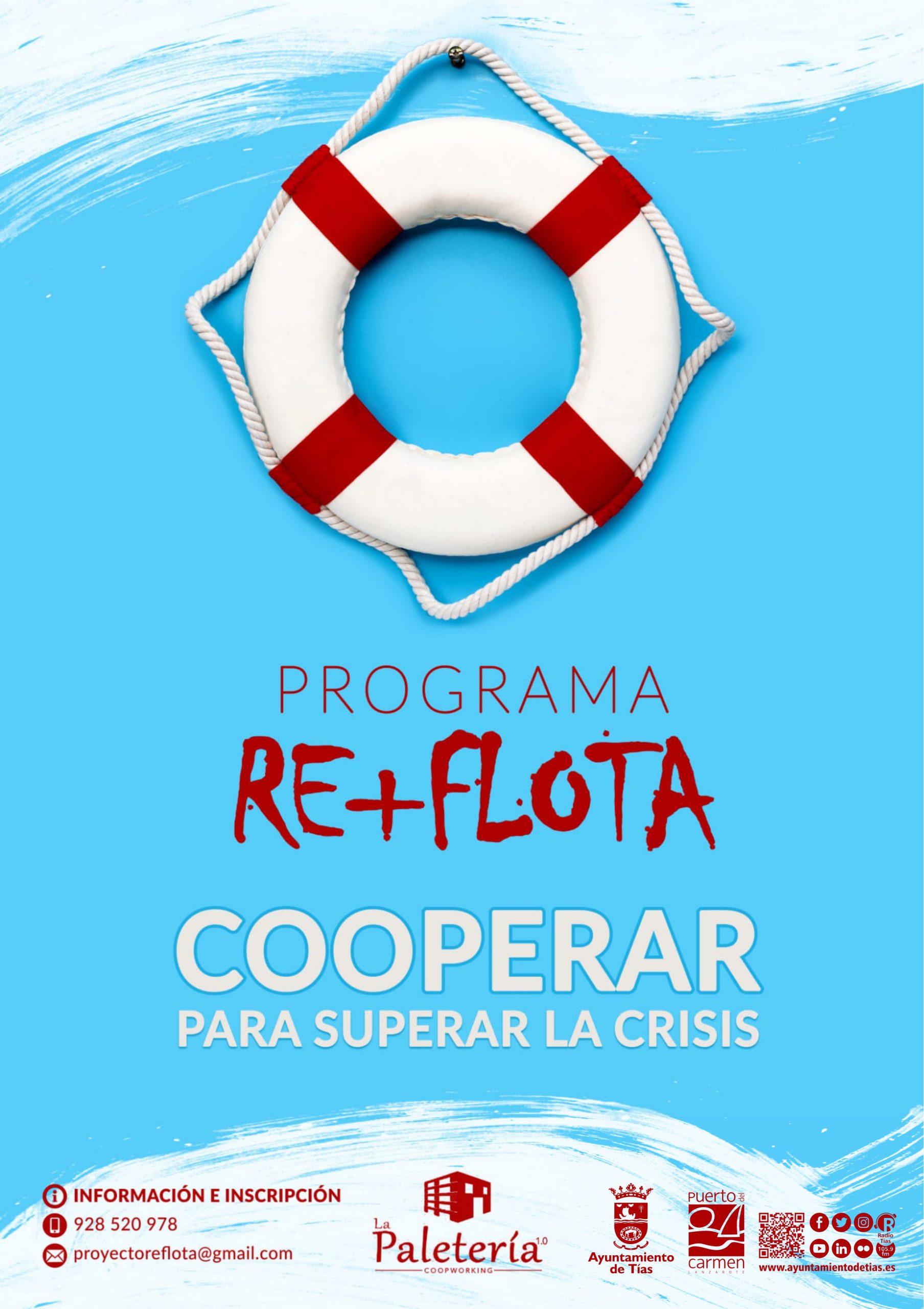 Reunión informativa para desempleados de Tías sobre el proyecto RE+Flota