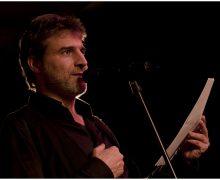 El actor Alberto San Juan y el guitarrista Fernando Egozcue protagonizan 'Polvo enamorado'