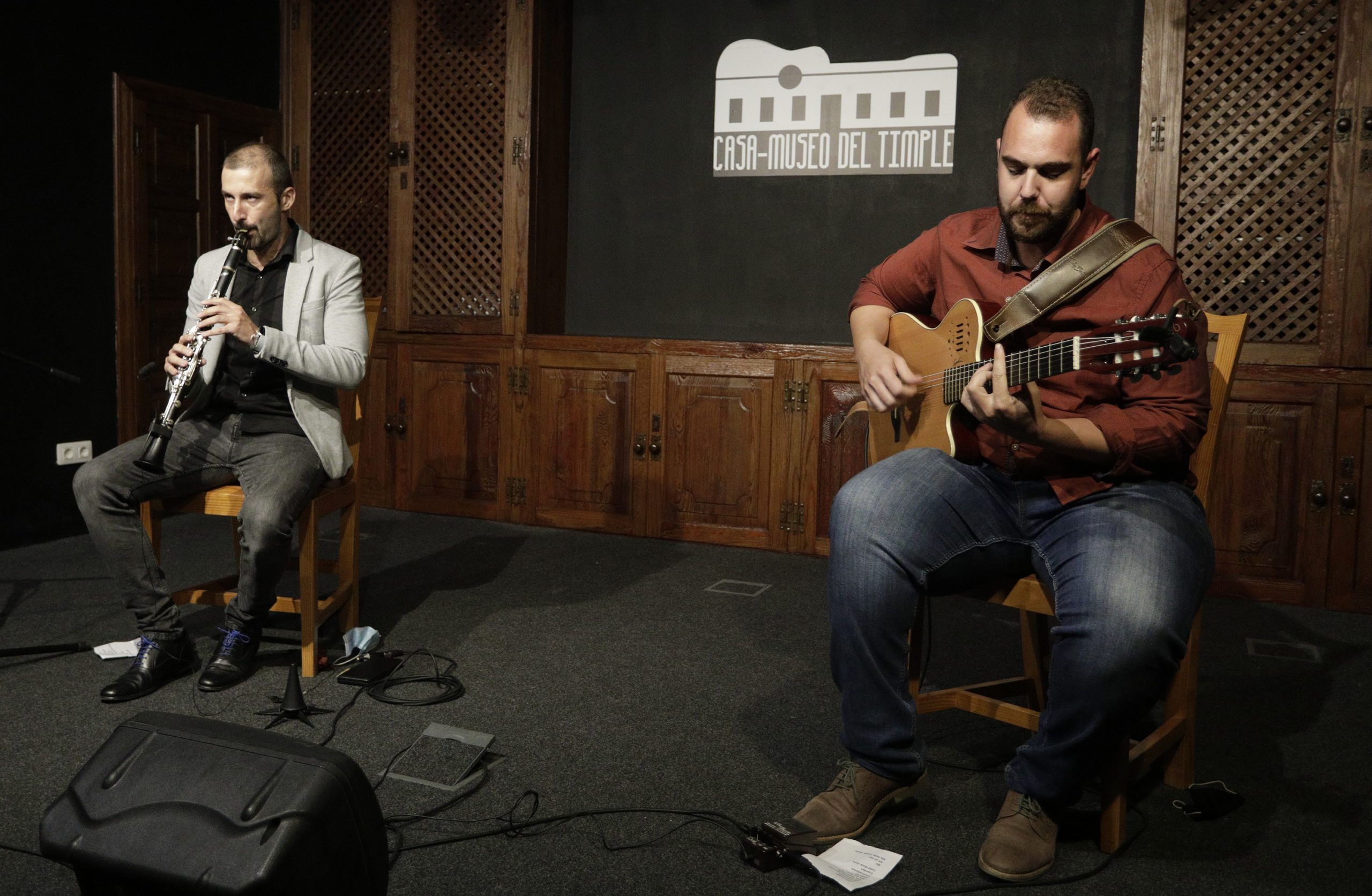 Más música en directo desde la Casa-Museo del Timple