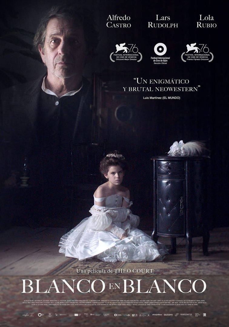 Cine Blanco en Blanco