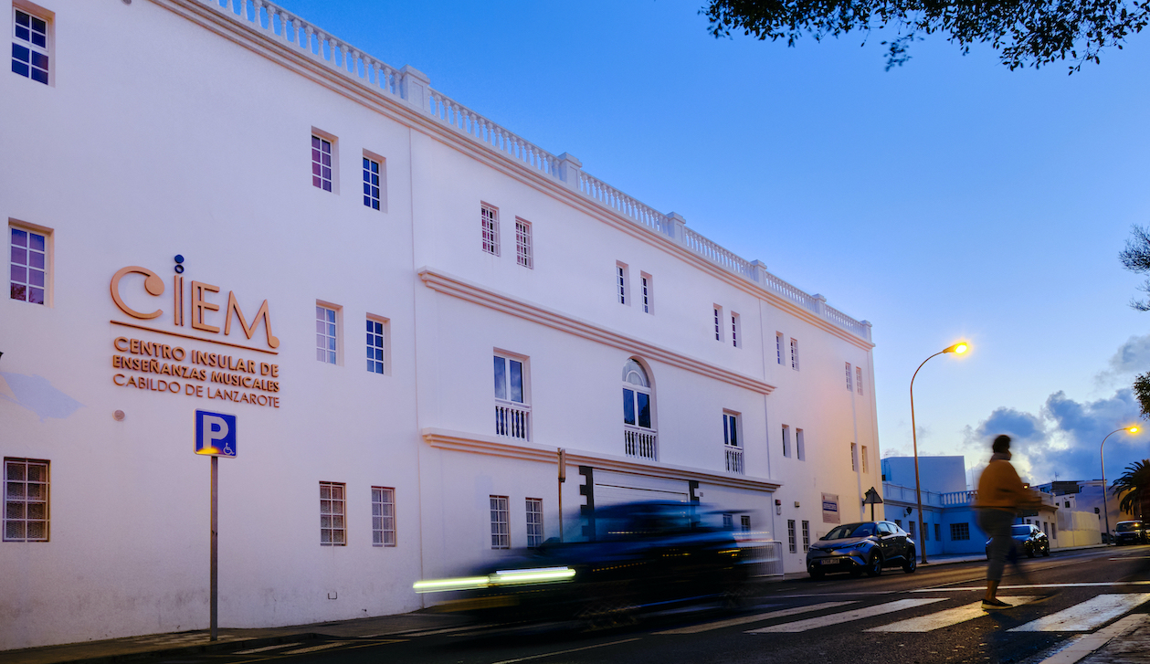 El canal de YouTube del Cabildo de Lanzarote publicará hoy el concierto de Santa Cecilia del CIEM