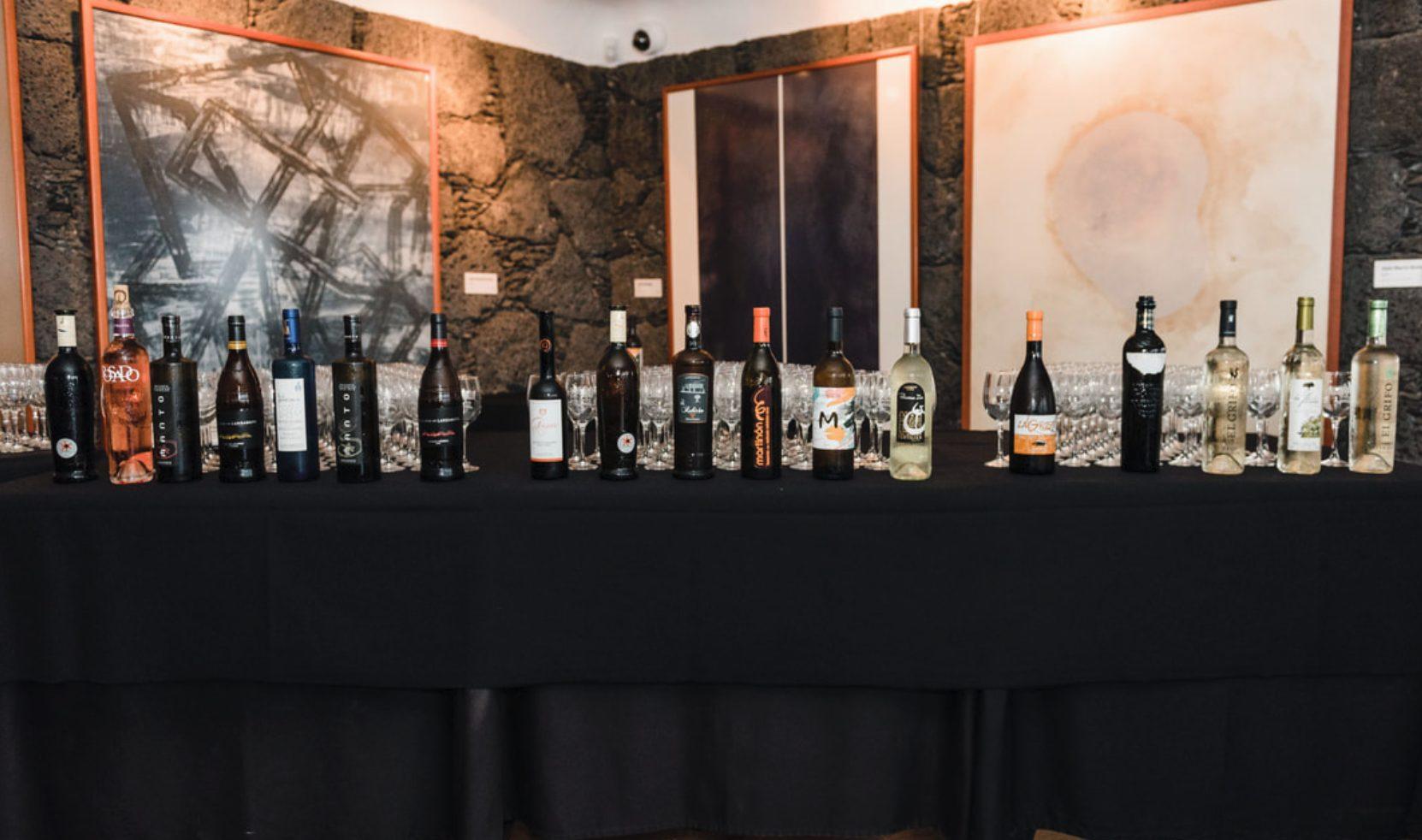 Sorteo de 3 packs de vinos de Lanzarote