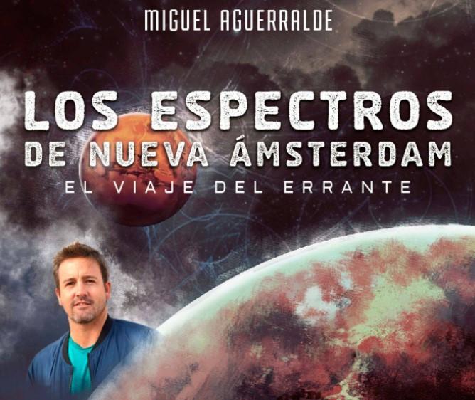 Presentación del libro 'Los espectros de Nueva Ámsterdam'