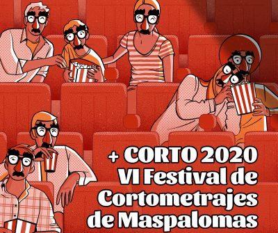 + Corto 2020. Muestra de Cortometrajes Premios Fugaz