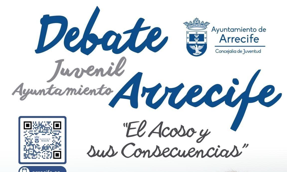 Arrecife organiza un debate juvenil sobre el acoso y sus consecuencias