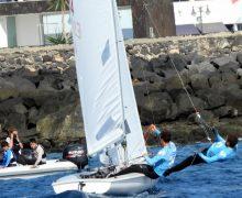 Victoria de los equipos olímpicos españoles en Lanzarote Winter Series