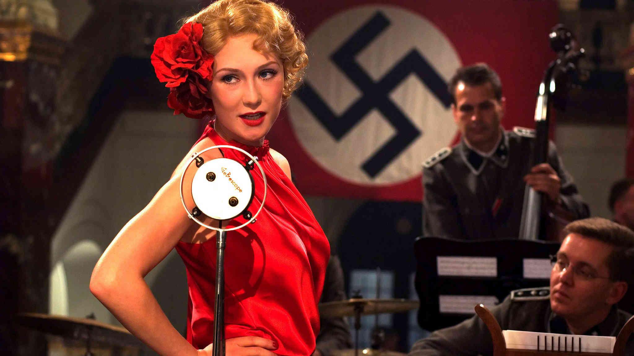 'El libro negro', una película de espionaje ambientada en la segunda contienda mundial