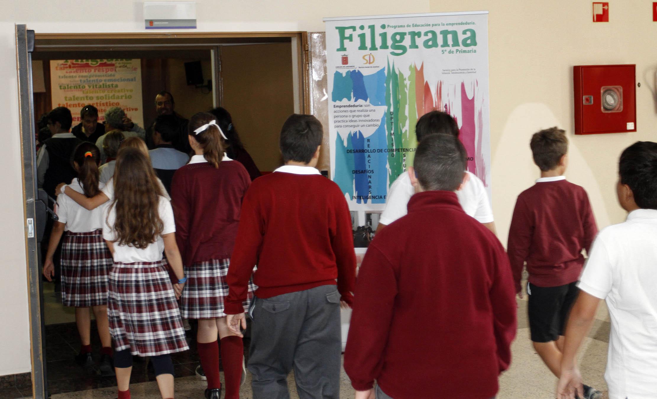 El Cabildo de Lanzarote impulsa la creación del Órgano Consultor de la Infancia