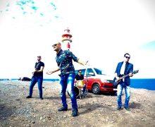 Los Salvapantallas presentaron su nuevo disco