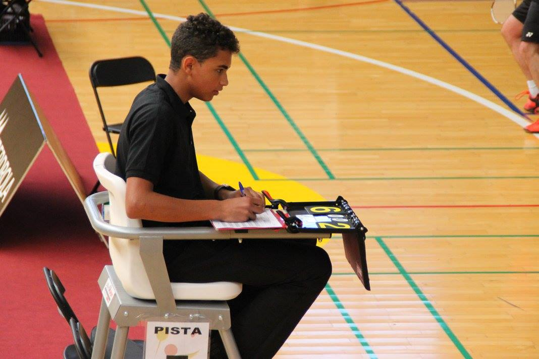 Oliver Gausmann designado para el Portuguese International Junior Badminton