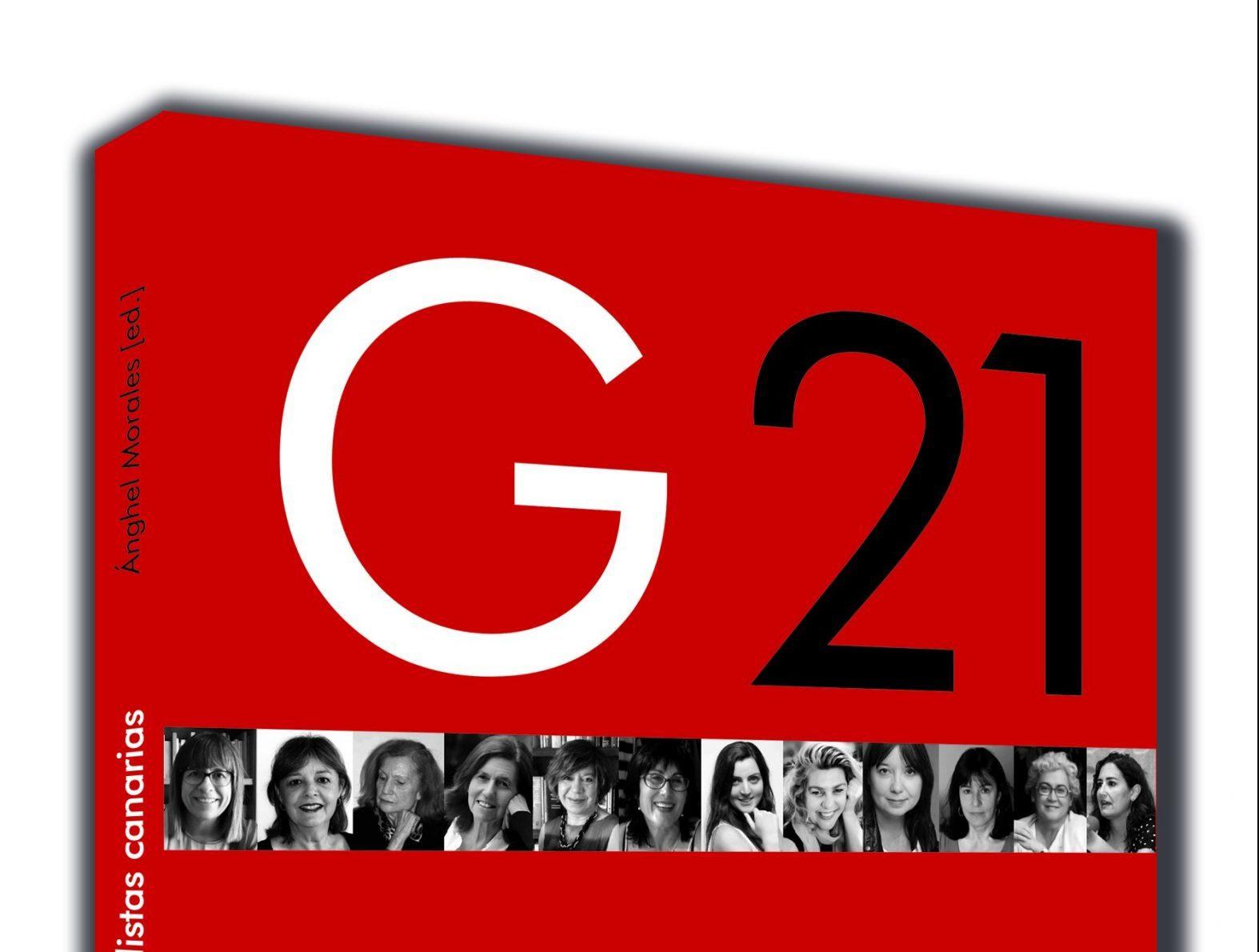 'Generación 21: doce nuevas novelistas canarias'